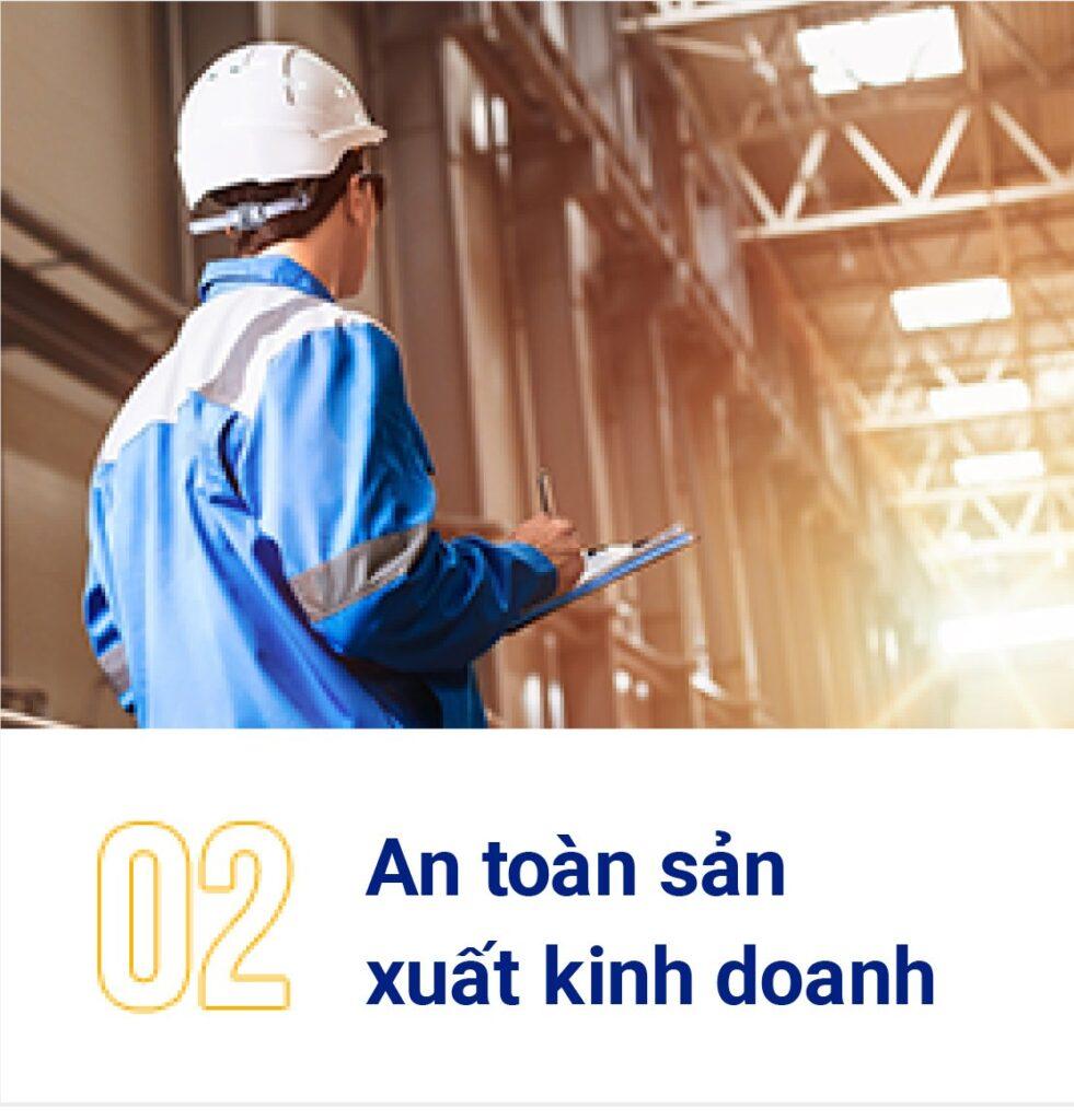 An toàn sản xuất kinh doanh - Sơn Đông Nam Á