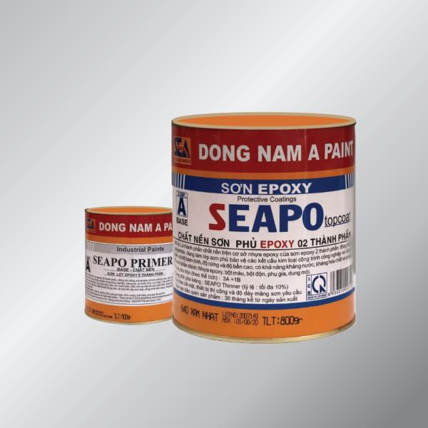 Sơn Epoxy 2 thành phần Seapo